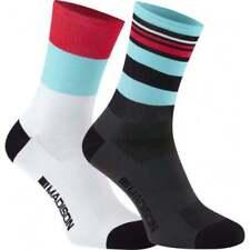 Chaussettes bleus taille M pour cycliste