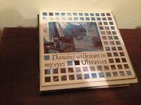 """ULTRAVOX - SPANISH PROM0 7"""" SINGLE SPAIN DANCING WITH TEARS IN MY EYES SYNTH POP"""