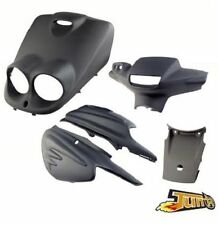 Kit carénage coque Noir Mat scooter MBK Next Rocket YAMAHA Bw's Spy phase 1 NEUF