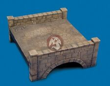 Royal Model 1/35 Country Bridge Section (Plaster) [Diorama Model kit] 347