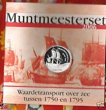 NEDERLAND  MUNTMEESTER SET     2006     ( exclusief )