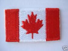 Mini Canada Patch Aufnäher,Aufbügler,Patch ,Kanada
