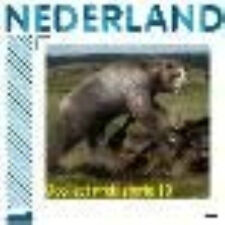 Nederland 2012 Ucollect Prehistorie 10 Arctodus Simus beer  postfris/mnh