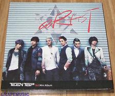 Teen Top TEENTOP aRtist 3rd Mini Album K-POP CD SEALED