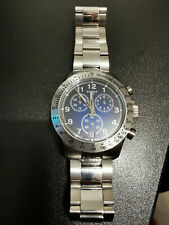 Tissot V8, Chronograph, immaculate condition, sapphire crystal.