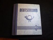 DDR - Sammlung gestempelt von 1949 - 52 mit Chinesen und Debria Block . Top