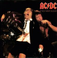 AC/DC IF YOU WANT BLOOD YOU'VE GOT IT REMASTERED CD NEW