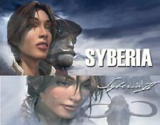 Syberia 1 & 2 PC Steam Code Key bundle NEW Download Game Fast Region Free
