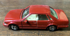 Tomica Tomy NISSAN CEDRIC 4 DOOR H.T. RED (made in Japan)