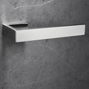 Towel Ring Single Bathroom Towel Bar Wall Mounted Towel Holder Stainless Steel