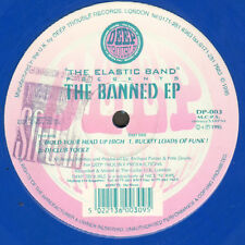 ELASTIC BAND  - The Banned EP - deep trouble