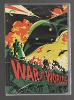 War of the Worlds (DVD, 2020, Criterion Collection) FACTORY SEALED