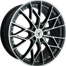 "18"" OX Galaxy Wheels & Tyre Subaru Saab Holden Astra Vectra Ford Focus Mondeo"