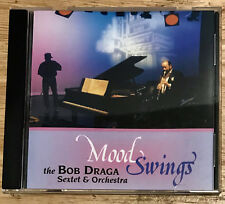 Mood Swings cd The Bob Draga Sextet and Orchestra MINT RARE OOP 1999