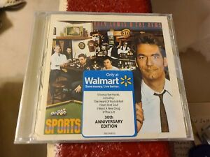 Huey Lewis and the News Sports CD 30th Anniversary Edition w/bonus tracks New