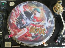 """AC/DC - Thunderstruck (Live At River Plate) Rare 12"""" Single Picture Disc LP"""