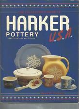 THE COLLECTOR'S GUIDE TO HARKER POTTERY USA