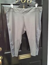 New With Tags! Castle Rock Grey Ryka Yoga Workout Capris 3XL