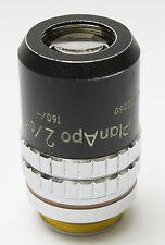 Nikon Plan Apo 2x 1 160mm Cfn Microscope Objective Planapo Rms