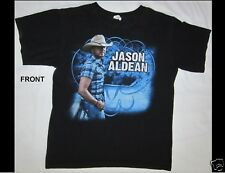 JASON ALDEAN My Kinda Party 2011 Size Medium Black T-Shirt