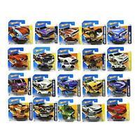 Hot Wheels Set of 20 Random Cars & Vehicles MEGA Collection (Colours may vary)