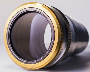 Möller Anamorphot 63/2x Cinemascope Vidoscope Anamorphic Lens 2x Moller  m