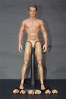 ZCtoys 1/6 Wolverine Muscle Body Durable Man Action Figure 12inches Male Doll