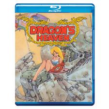 Dragon's Heaven (1988) OVA Anime Film Bluray HD Movie Region A ENGLISH SUBTITLES