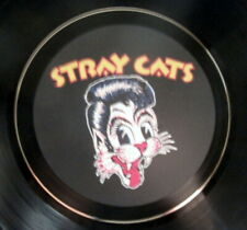 THE STRAY CATS ROCKABILLY UNIQUE  VINYL LP RETRO BOWL HIGH  QUALITY ;IDEAL GIFT