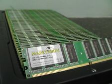 Memoria Ram Desktop 1 GB DDR 400 VDATA KINGSTON CORSAIR BUFFALO APACER