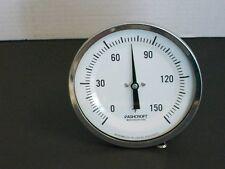 Ashcroft Bi-Metal Thermometer 50Ei60E-040 0 150F