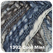 King Cole Opium Palette Cool MINT 1392 Chunky Cotton Yarn Flat Rate