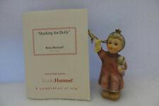 Stocking For Dolly Ashton Drake Studio Hummel Goebel Ornament - Berta Hummel