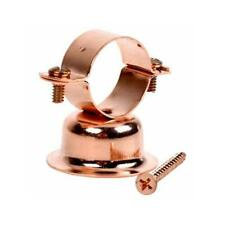 """Globe Pipe Hanger 1/"""" Hinged Split Ring 721-210 Electro-Plated Zinc *Pack of 2*"""