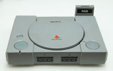 Sony Playstation PS1 SCPH-5552 PAL with PSIO Switch installed