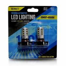 Bright LED DRL Fog Light bulbs For Jeep Wrangler JK/JKU 2012-2018