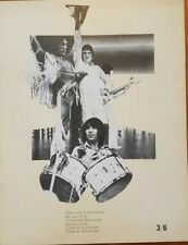 More details for the who tommy 1969 tour programme   excellent condition