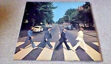 THE Beatles Abbey Road 4th premere allineate Apple STEREO UK LP 1969 PZ 7088