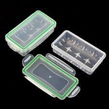 Hard Plastic Waterproof Battery Holder Storage Boxs Case for 18650/18350 Battery
