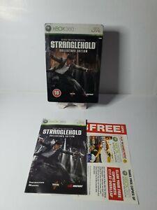 Stranglehold Collector's Edition (Microsoft Xbox 360, 2007)