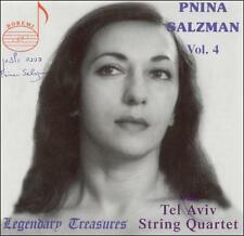 Legendary Treasures: Pnina Salzman 4, New Music