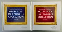 The Essential Guide to Royal Mail Millennium Collection Vol 1 & 2 with Slipcase