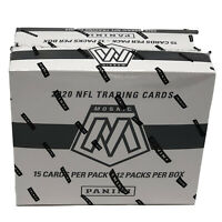 2020 Panini Mosaic NFL Football Cello Box Factory Sealed FREE Priority Shipping!