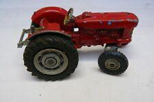 CORGI TOYS 67 FORD SUPER MAJOR FARM TRACTOR (red)