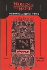 Women of the Word: Jewish Women and Jewish Writing-ExLibrary