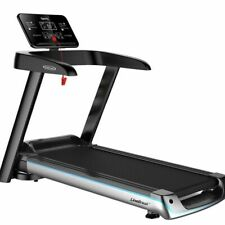 Indoor Treadmill Machine Foldable Gym Equipment Fitness Home Training Exercise