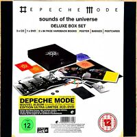 Depeche Mode BOX SET Sounds Of The Universe - Deluxe Edition, Limited Edition,