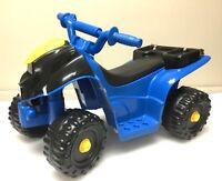 Fisher Price Toddler Child Kid Lil Quad 6V DC Batman Power Wheels 12-36M