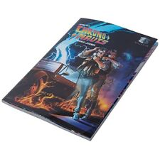 Chrononauts Comic Book No 1-4 Back to The Future Variant Cover ZBOX Exclusive