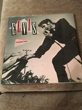 Elvis book Elvis by Timothy Frew 1992 hardback biography